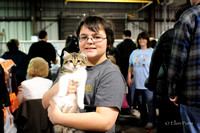 Candids Cats & thier people-7133